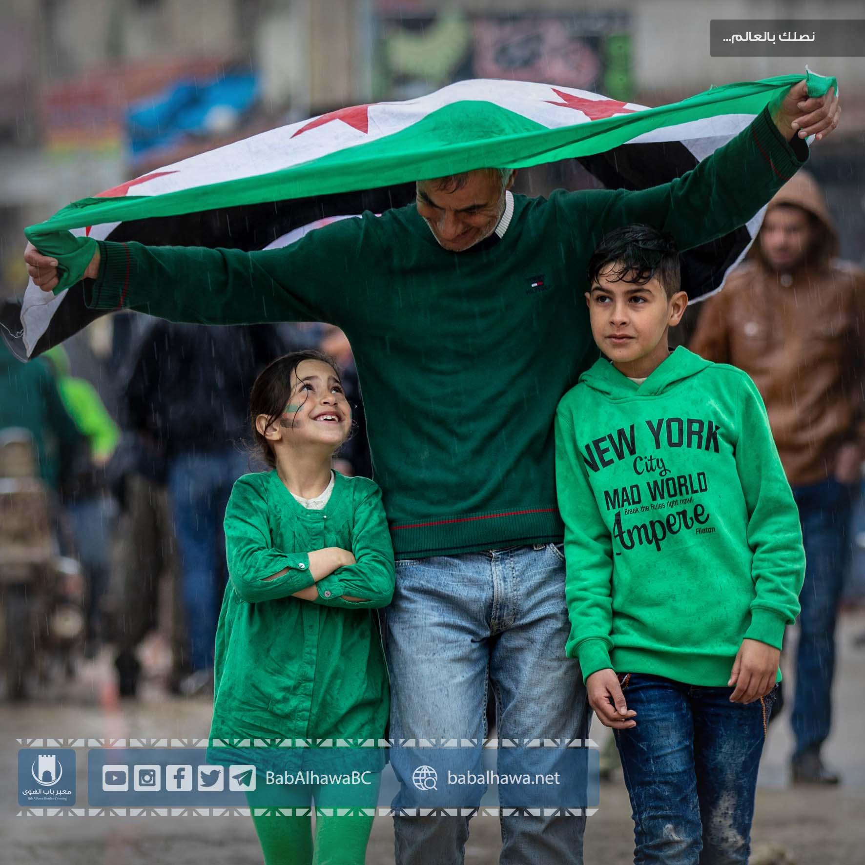 الثورة السورية 2019